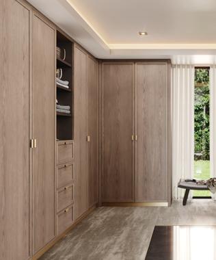 Dare Interiors - Quincy Closet wardrobe